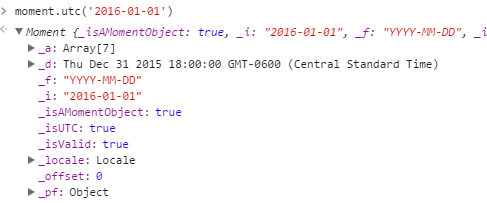 Iso 8601 format date